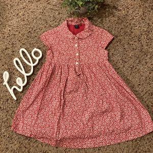 Little Girl Floral Dress Sz 3